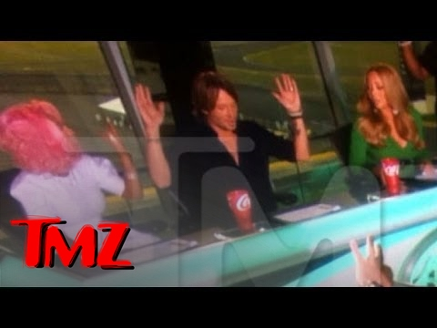 FULL VERSION: Nicki Minaj Cusses Out Mariah Carey On 'American Idol' - Fight Caught on Video | TMZ 2