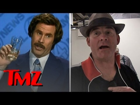 Anchorman' Scotch Flavored Ice Cream?! | TMZ 2