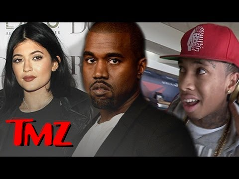 Kanye West DISSES Amber Rose & Says Tyga and Kylie Jenner are 'In Love' | TMZ 5
