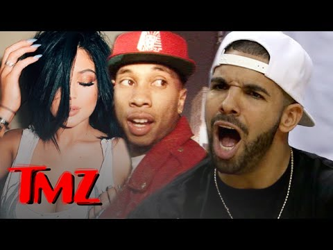 Drake Puts Tyga on Blast For Relationship with Underage Kylie Jenner | TMZ 5