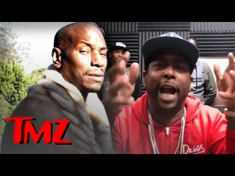 Tyrese Makes The Best Video Ever! | TMZ 1