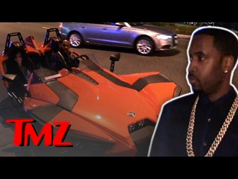 Nicki Minaj and Safaree: Look At Us, We're Both Moving On! | TMZ 5