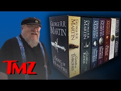 George R. R. Martin: The Final 'GoT' Book | TMZ 3