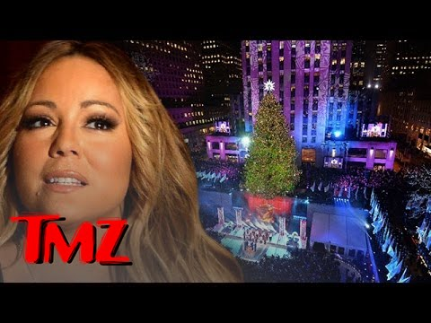 Mariah Carey Blows Off Rockefeller Performance! | TMZ 1