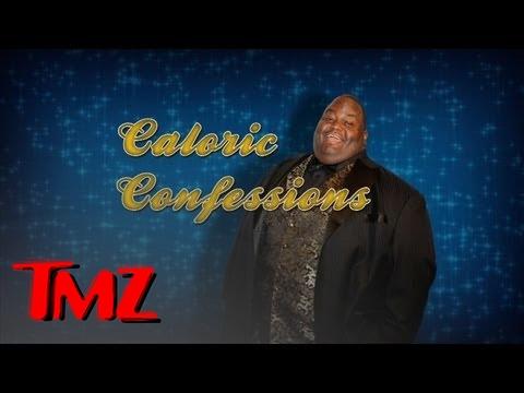 Large Comedian Sparks TMZ Fat Confessions | TMZ 5