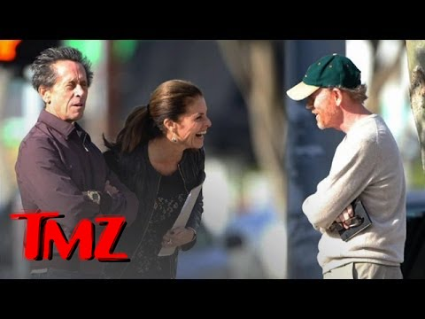 Maria Shriver, Ron Howard and Brian Glazer Walk Into a Restaurant … | TMZ 2