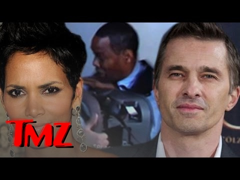 Halle Berry's Husband Olivier Martinez Battery Suspect After LAX Melee | TMZ 2