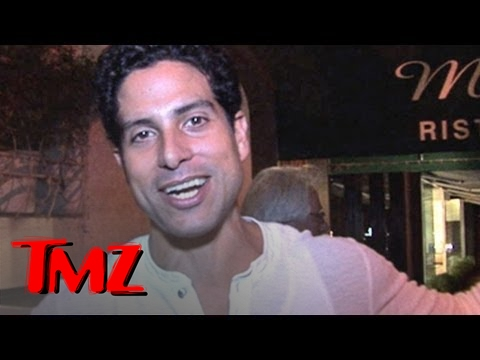 Adam Rodriguez -- Victim of the Harvey Levin Jinx! | TMZ 3