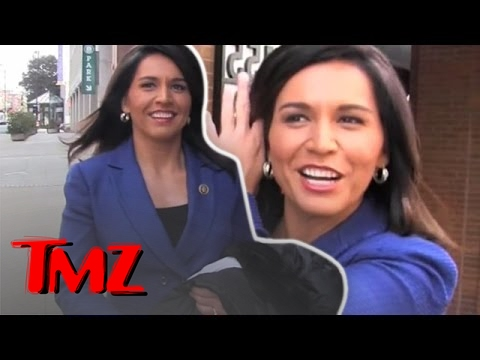 Congresswoman Tulsi Gabbard: Is Obama Planning To Move Back To Hawaii? | TMZ 3