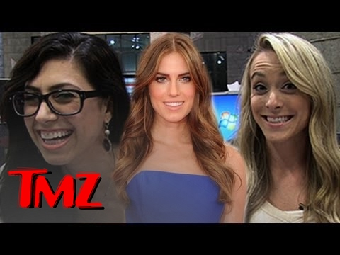 2013 Emmys Fashion Recap W/ Anna and Kristen! | TMZ 5