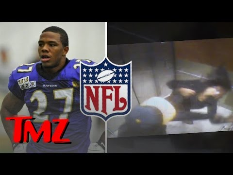 Ray Rice Knocks Out His Fiancée – The Video | TMZ 2