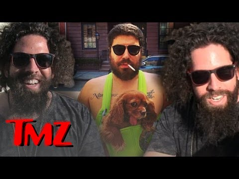 Oh My God, It's Instagram Icon The Fat Jewish! | TMZ 5