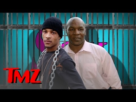 T.I., Tyson and Jail Sex | TMZ 3