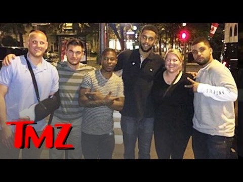 We Talk Crazy Pick Up Lines With Newly Single Jewel! | TMZ 1
