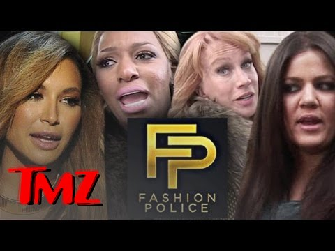 Fashion Police -- Open Season On Kelly's Seat ... And Kathy Griffin Wants Final Say | TMZ 5