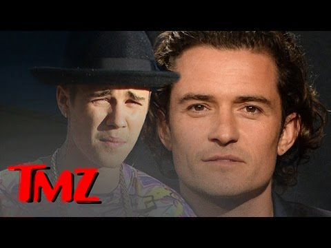 Orlando Bloom Throws Punch at Justin Bieber | TMZ 4