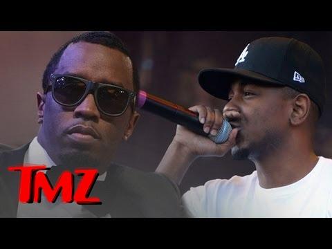 P. Diddy's Kendrick Lamar Response | TMZ 3