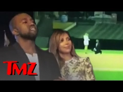 Kim Kardashian & Kanye West Engagement -- THE PROPOSAL VIDEO | TMZ 5