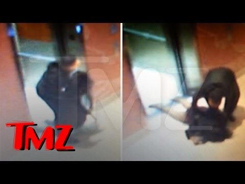 Ray Rice -- Dragging Unconscious Fiancee ... After Alleged Mutual Attack | TMZ 5