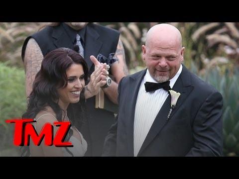 Pawn Stars' Rick Harrison Gets Married Slash Overachieves! | TMZ 2