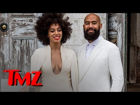 Solange Knowles Wedding Ends Badly! | TMZ 1