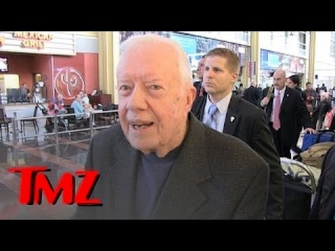 Jimmy Carter Gives Advice to Trump, Then Talks Peanut Butter | TMZ 4