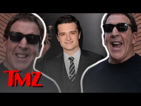 Josh Hutcherson Has a Cannibal Confession! | TMZ 4