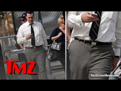 Songs About Dongs ... With Jon Hamm! | TMZ 2