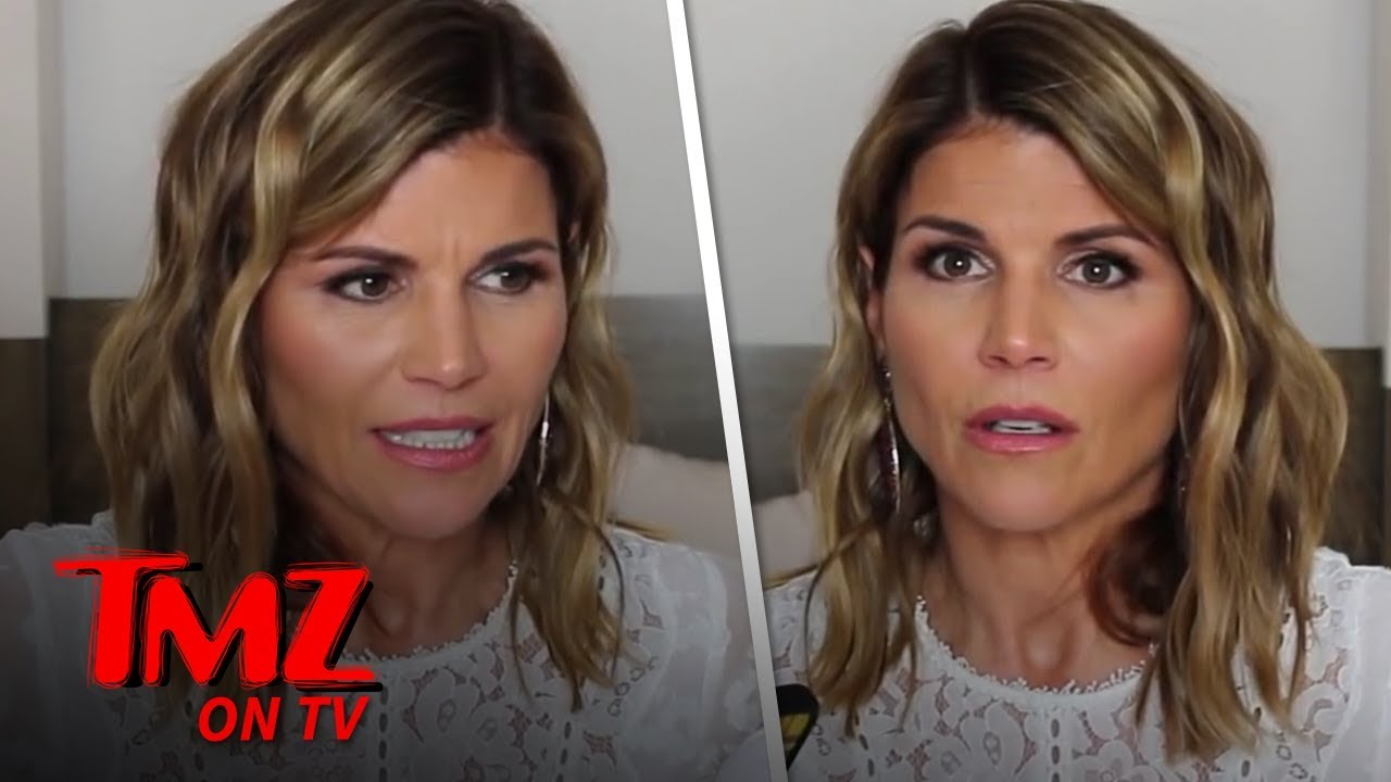 Lori Loughlin Banished From Hollywood | TMZ TV 4