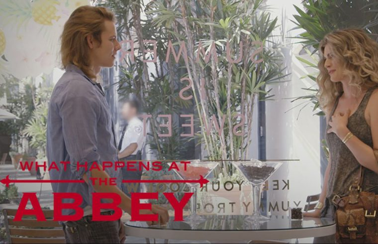 Candy Can't Save Daniel and Ashlee's Awkward Date   What Happens at The Abbey   E! 1