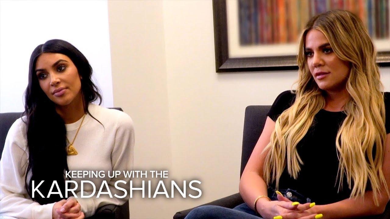 KUWTK | Khloé Kardashian Talks Fertility Treatments & Lamar Odom | E! 4