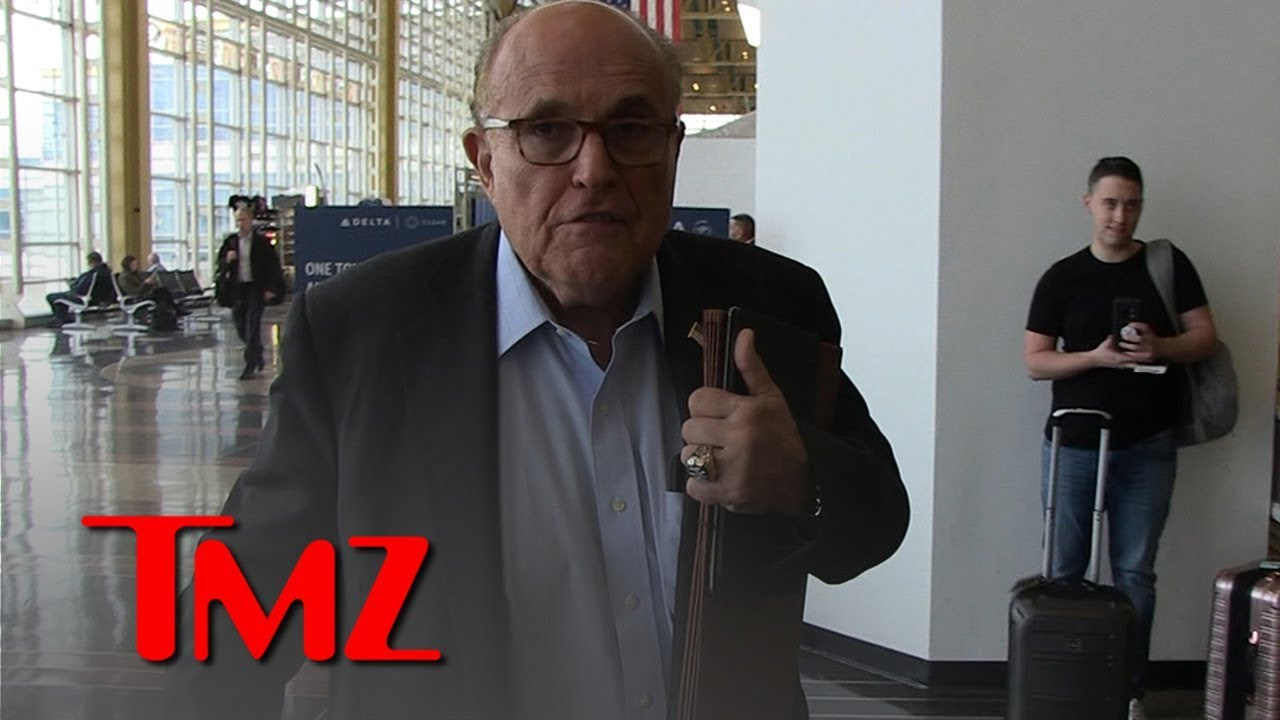 Rudy Giuliani Defends President Trump's Attacks on John McCain 5