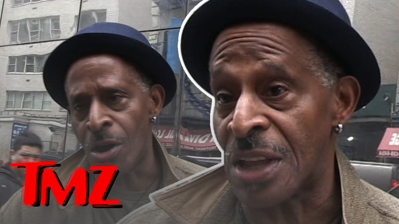 We got Huggy Bear form Starsky and Hutch! | TMZ 4