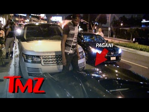 Kevin Durant -- I CAN'T AFFORD $1.4 MIL SUPERCAR ... But Guess Who Can ... | TMZ 4
