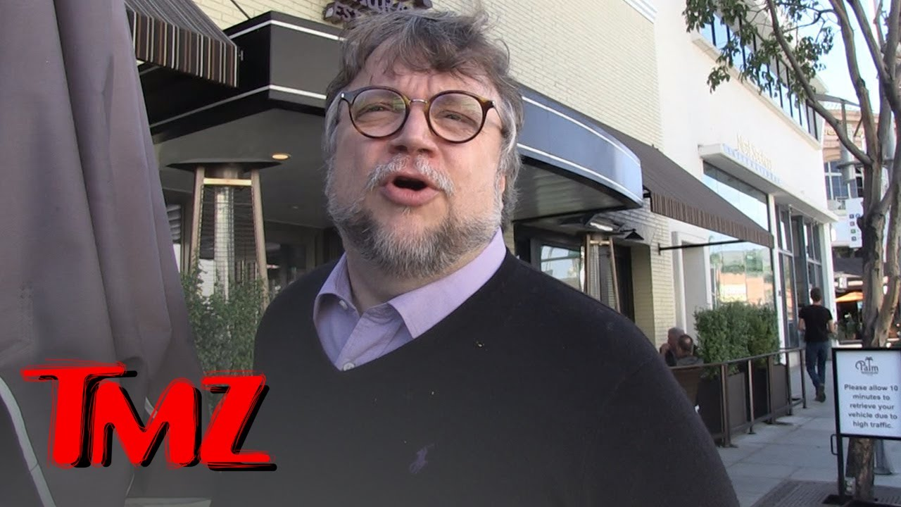 Guillermo del Toro Understands Why Quentin Tarantino Didn't Blow Whistle on Harvey Weinstein | TMZ 4