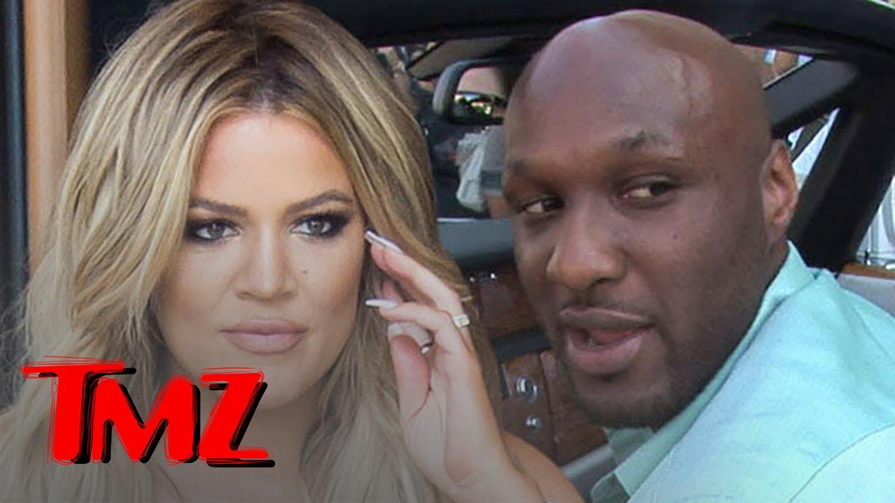 Khloe Kardashian & Lamar Odom Call Off Divorce, Giving Marriage a Second Chance | TMZ 5