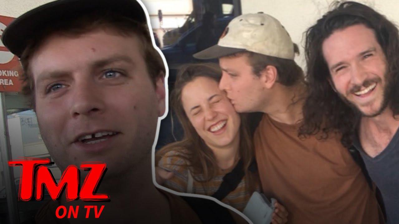 Mac DeMarco Saves Our Photog's Relationship! | TMZ TV 4