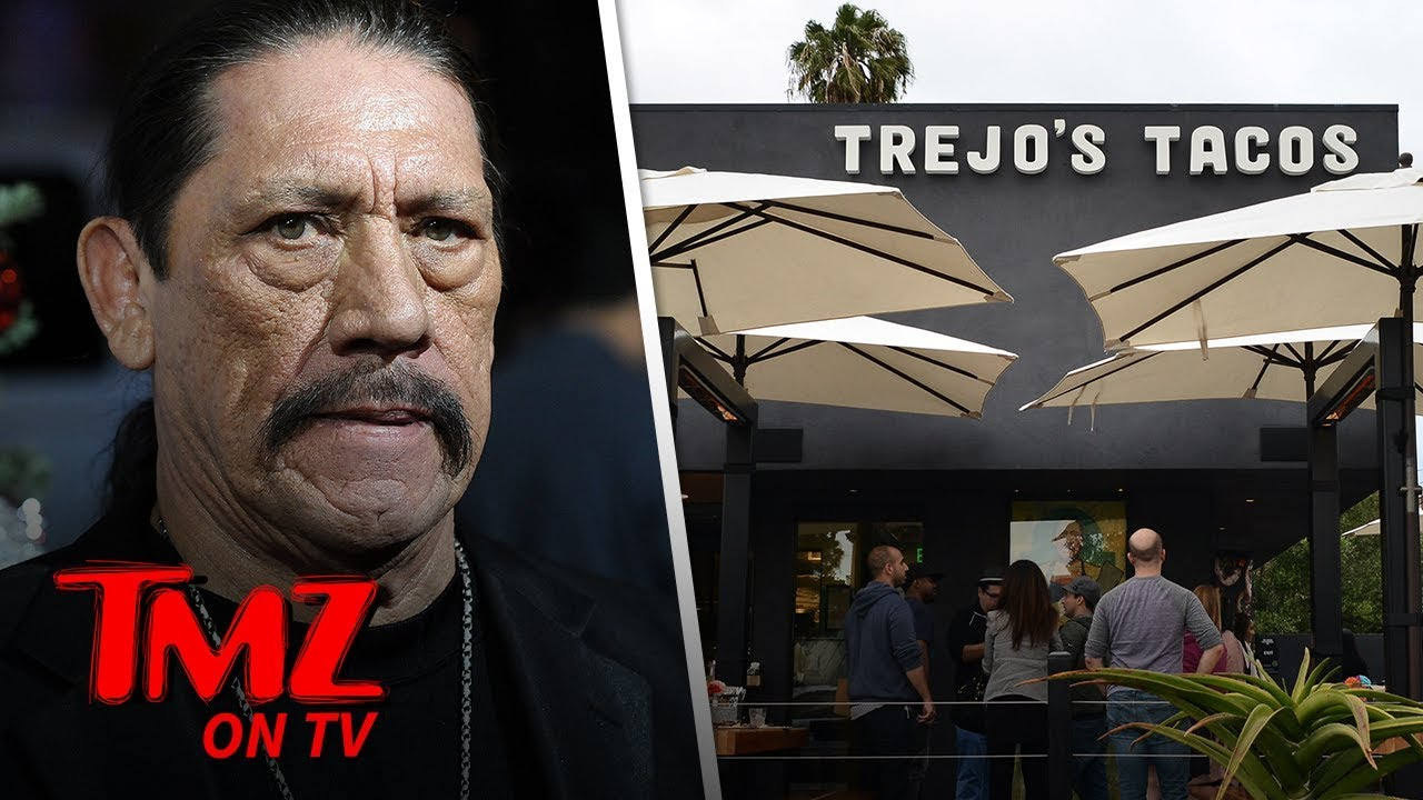 Danny Trejo Calls Out Harvey Levin | TMZ TV 5