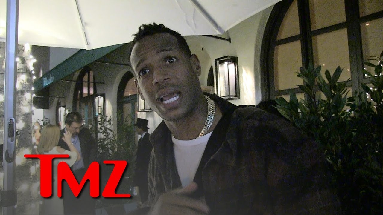 Marlon Wayans Says It's Not Too Soon for Louis C.K. to Come Back | TMZ 5