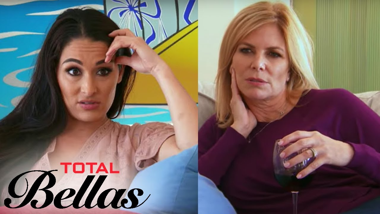 Nikki Bella's Mom Tries to Get Her to Find Balance | Total Bellas | E! 5