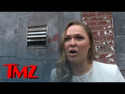 Ronda Rousey's Guide to Hookin' Up -- THE #1 No-No Is ... | TMZ 1