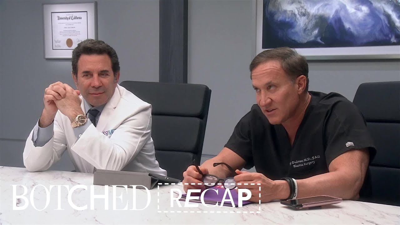 """Botched"" Recap (S5 Ep16): A Revision Runs Through It 