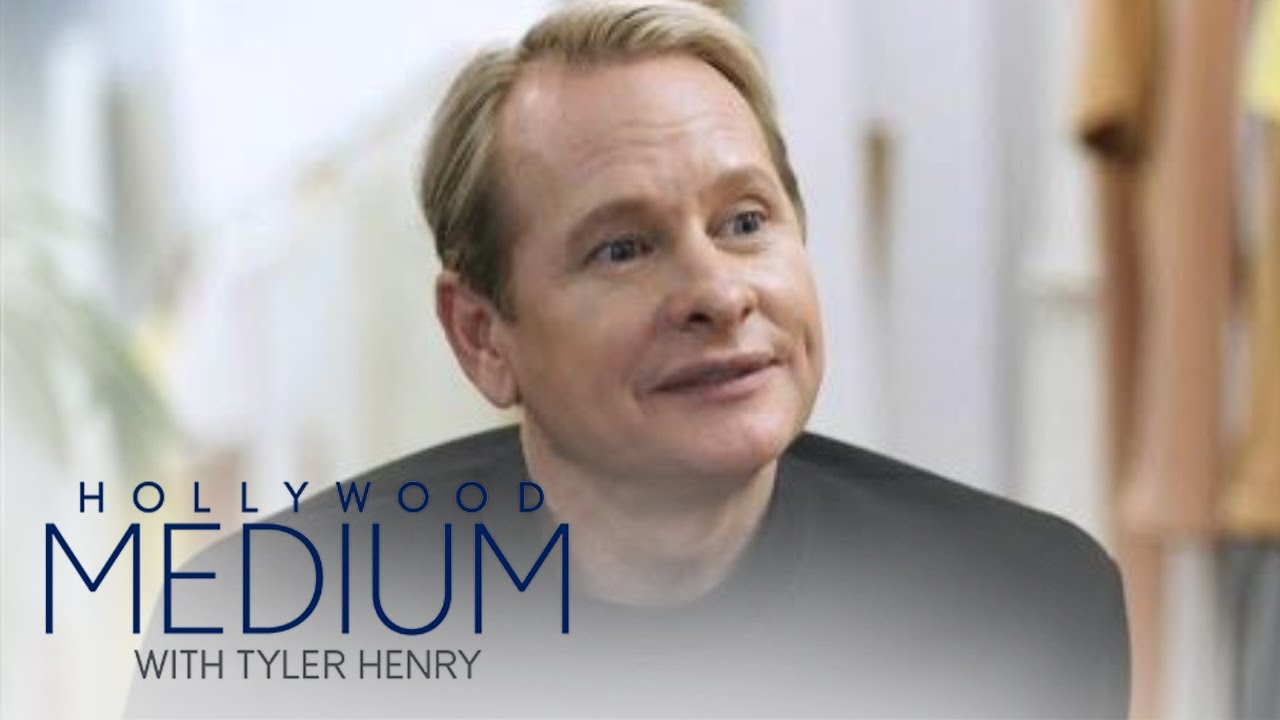 Carson Kressley Wants to Know If He'll Have a Love Life | Hollywood Medium with Tyler Henry | E! 7