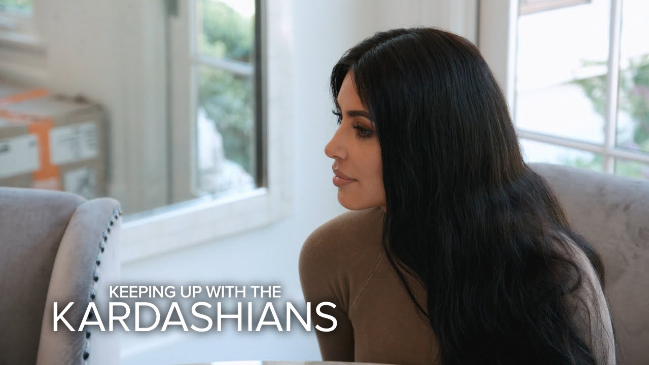 "KUWTK | Kim K. Is ""Dying"" to Go to Her 20-Year HS Reunion But... 