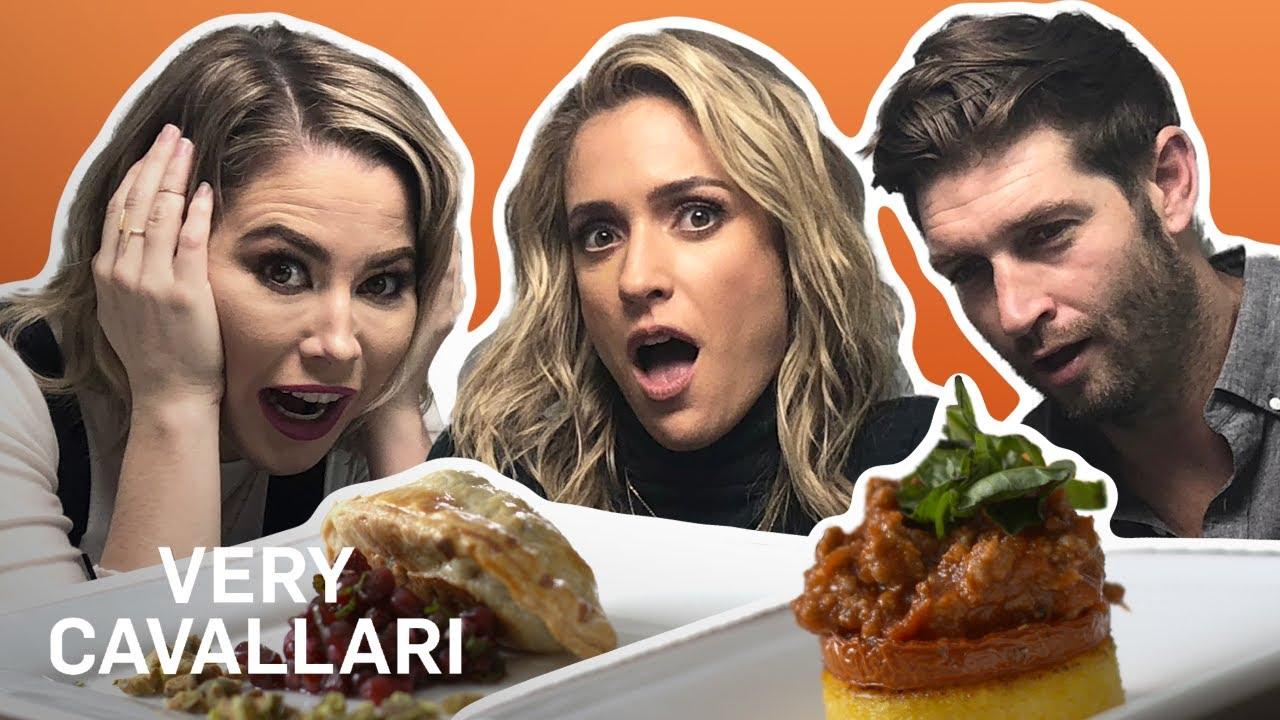 "Kristin Cavallari & Jay Cutler's ""Very Cavallari"" Mukbang | Kelsey Darragh Interviews | E! 2"