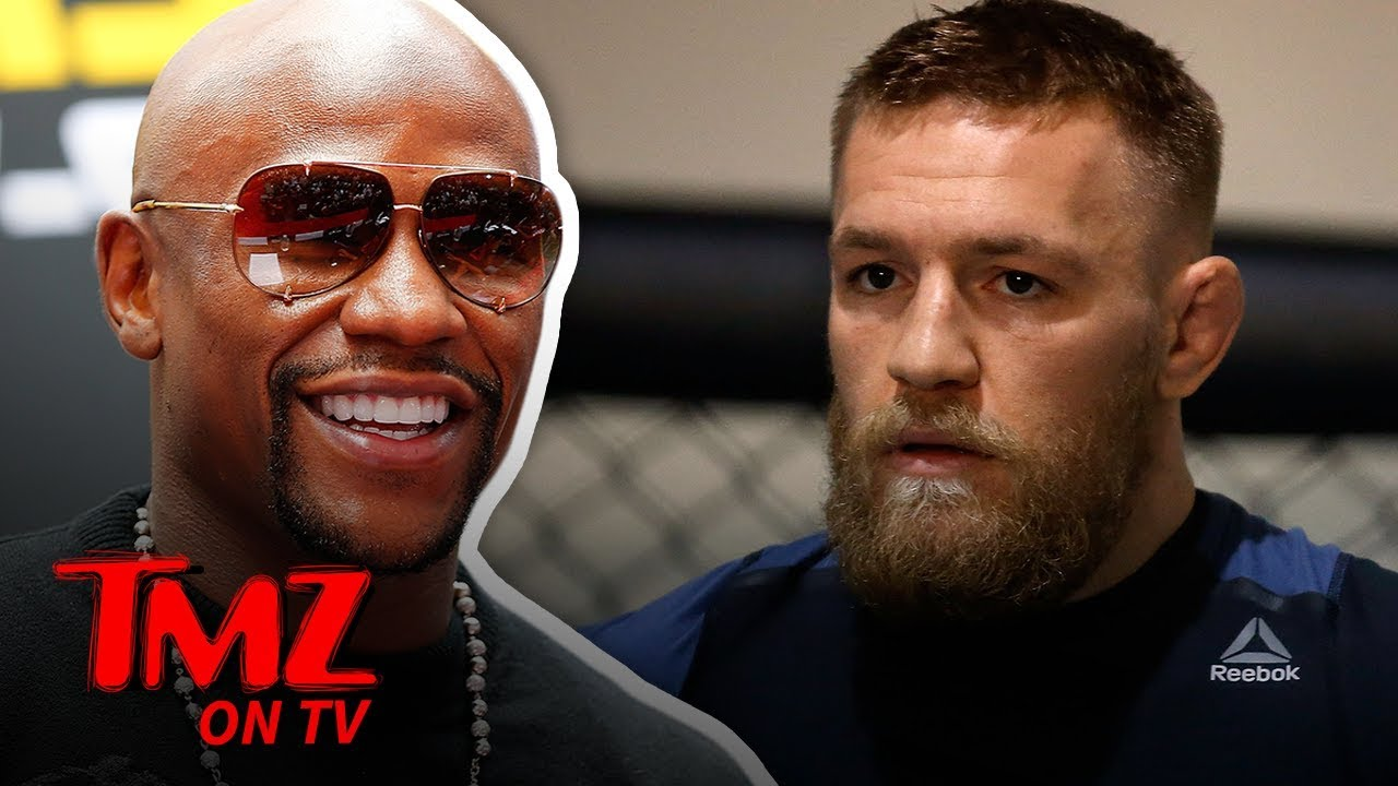 Is A Mayweather Vs. McGregor Rematch In The Works?! | TMZ TV 5