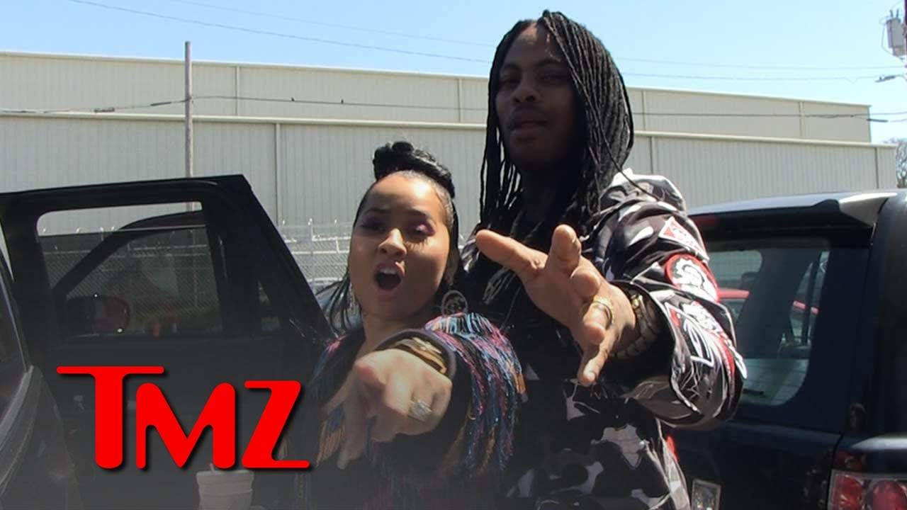 Waka Flocka Rips Daniel Caesar for Defending White People | TMZ 2