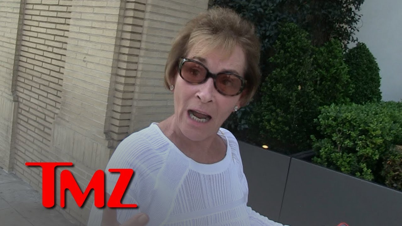 Judge Judy Says Her $47 Million Salary Wouldn't Be Questioned If She Were a Man | TMZ 1