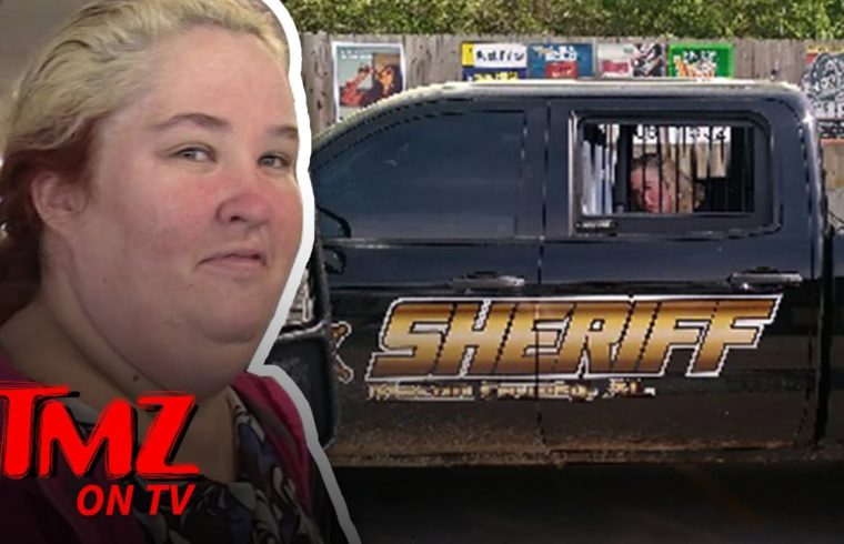 Mama June Arrested For Crack Cocaine In Manic State | TMZ TV 1