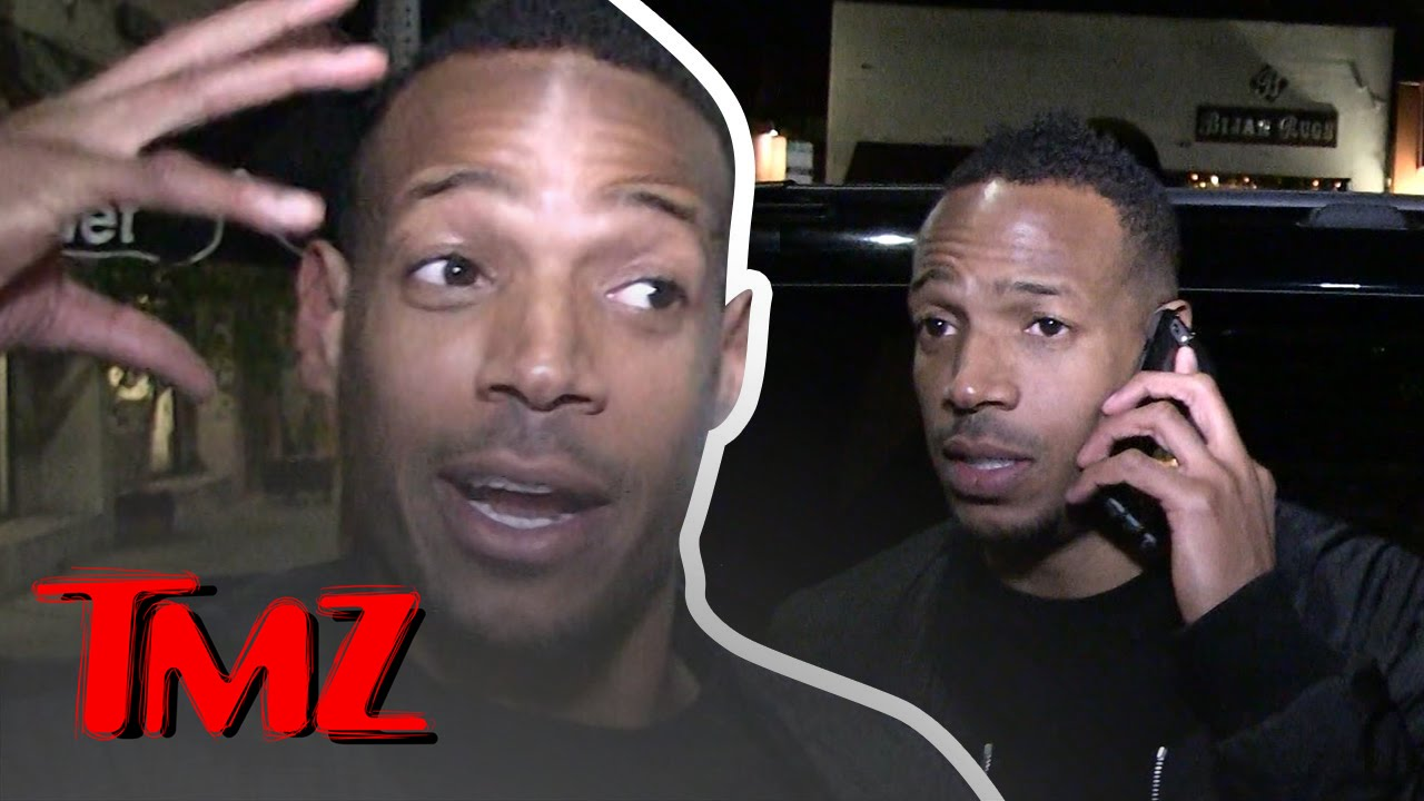 Marlon Wayans: Taye Isnt Saying It Right | TMZ 2